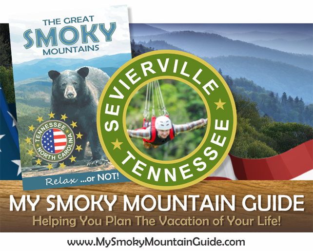 Sevierville | My Smoky Mountain Guide Logo