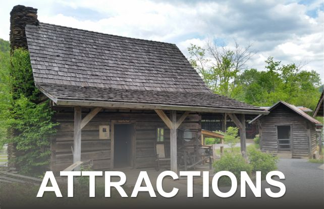 Townsend Attractions | Townsend, Tennessee