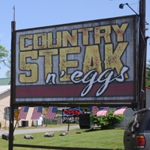 Country Steak N' Eggs | Townsend, Tennessee | Townsend Restaurants | My Smoky Mountain Guide