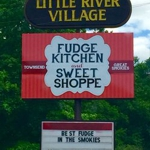 Little River Village Fudge and Sweet Shoppe | Townsend, Tennessee | Townsend Restaurants | My Smoky Mountain Guide