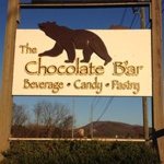 The Chocolate Bar | Townsend, Tennessee | Townsend Restaurants | My Smoky Mountain Guide