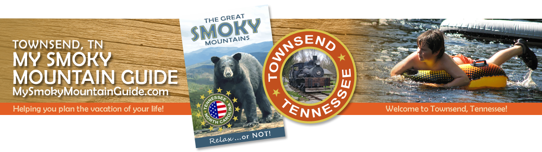 Townsend | My Smoky Mountain Guide Logo