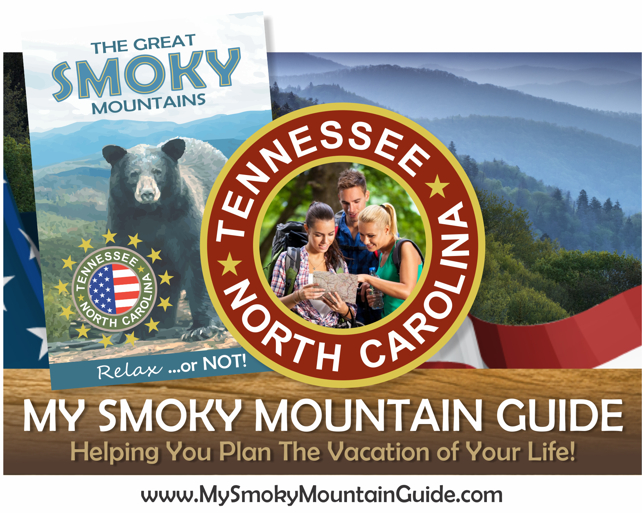 My Smoky Mountain Guide & Podcast Logo