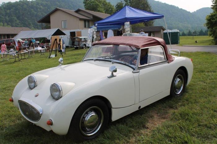 British Car Gathering | Townsend, Tennessee