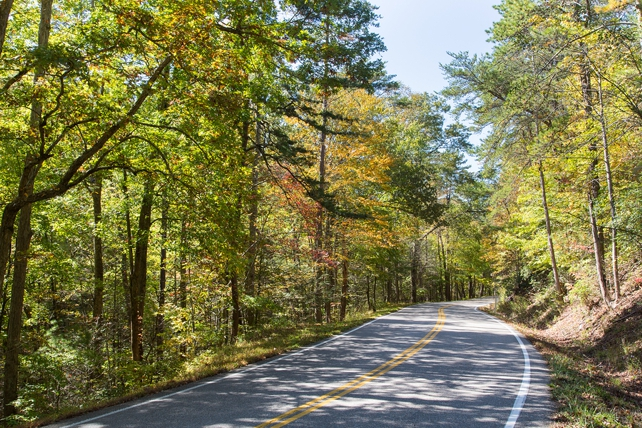 Cherohala Skyway Loop | Tennessee & North Carolina