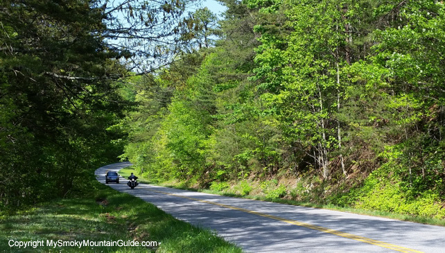 Smoky Mountains Loop | Foothills Parkway | Near Townsend, TN