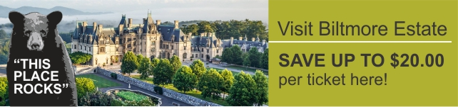 Purchase discount tickets to Biltmore Estate!