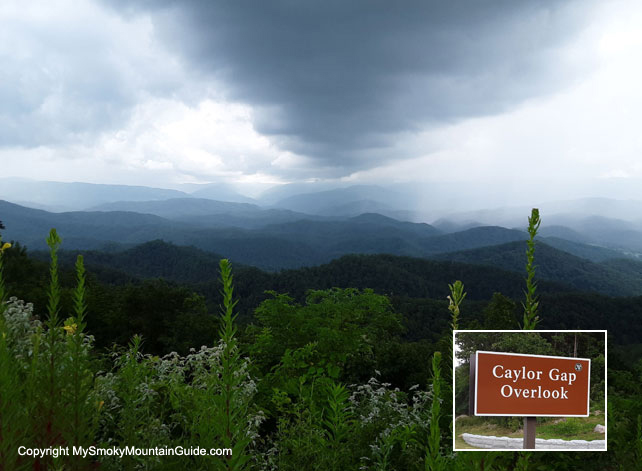 Caylor Gap Foothills Parkway
