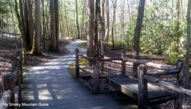 Sugarlands Valley Nature Trail | Great Smoky Mountains National Park