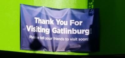 Thank You For Visiting Gatlinburg! | Gatlinburg is Open for Business