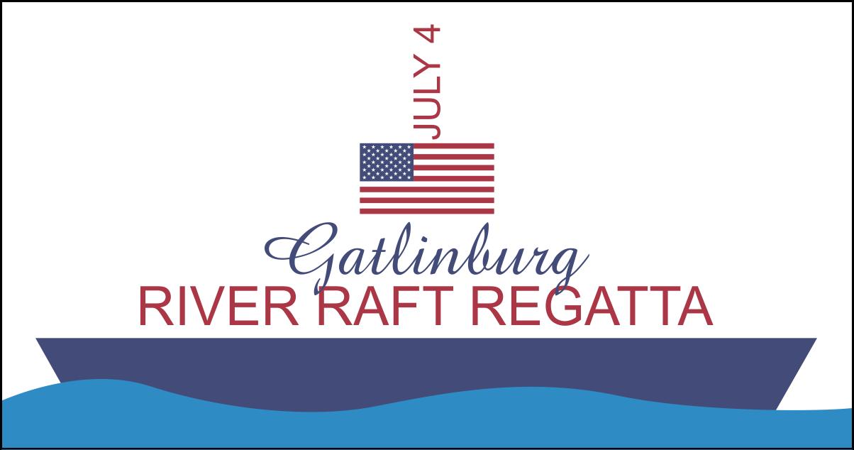 Gatlinburg 39 s river raft regatta 4 july 2017 little for Gatlinburg craft show 2017