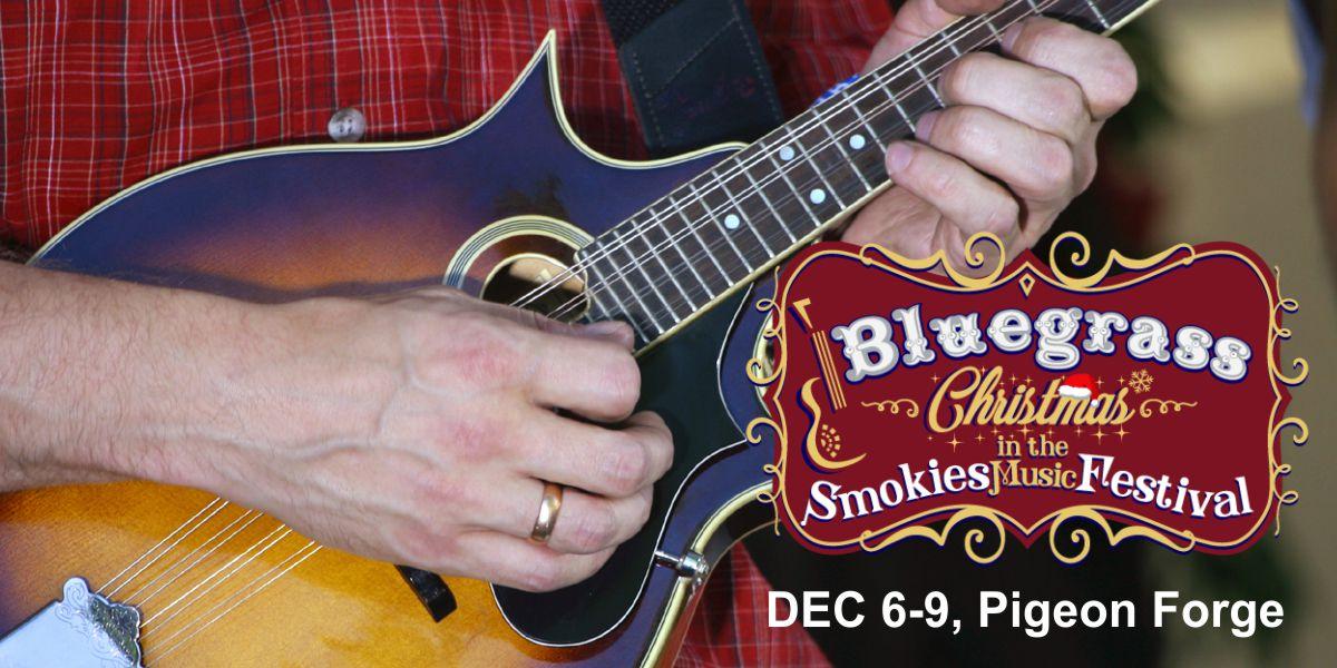 bluegrass christmas in the smokies music festival - Bluegrass Christmas Music