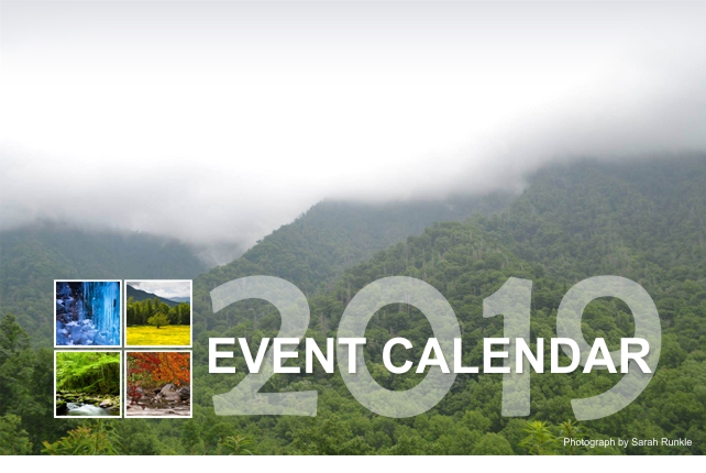 Smoky Mountain Event Calendar 2019