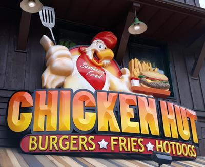 Chicken Hut Gatlinburg