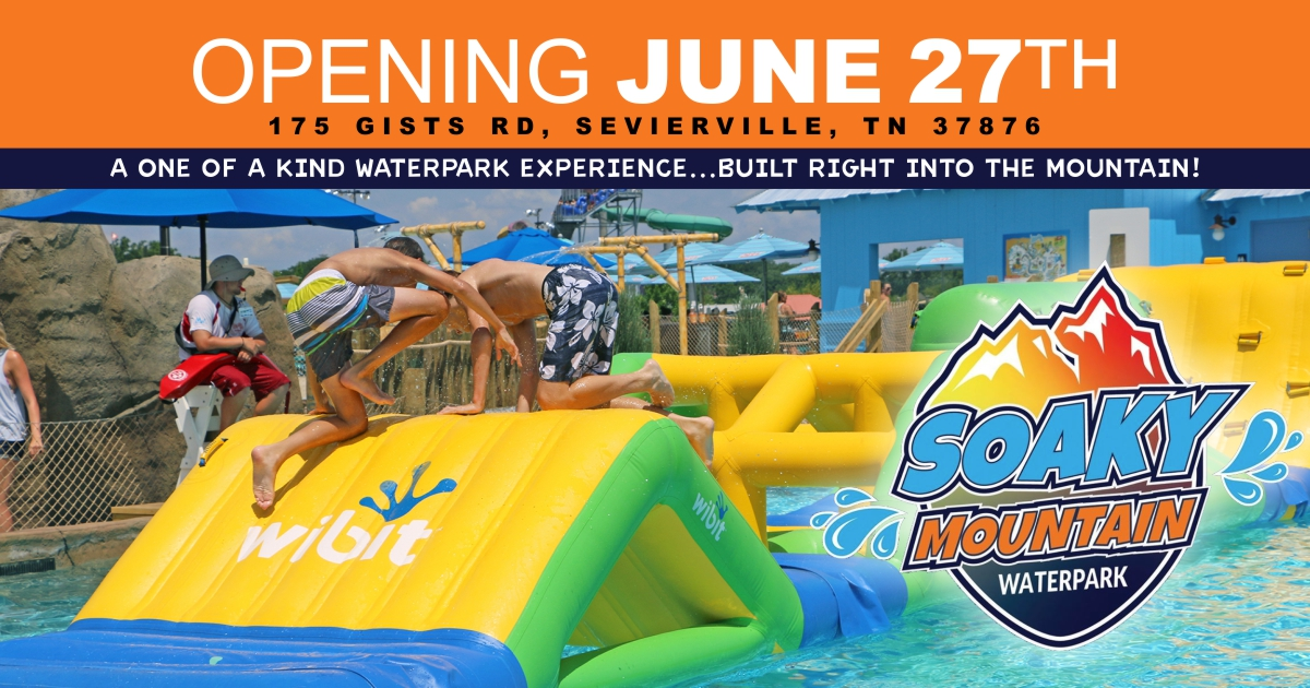 Soaky Mountain Waterpark | Sevierville, TN