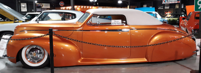 1940 Mercury Afterglow Convertible