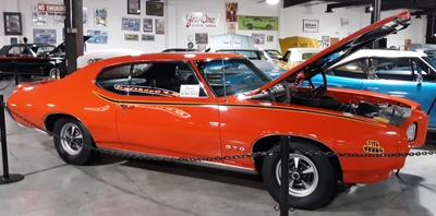 1969 Pontiac GTO - The Judge