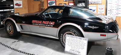 1978 Corvette Official Pace Car