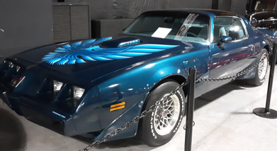 1979 All Original Pontiac Trans Am