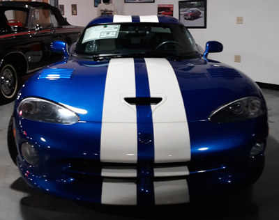 1996 Dodge Viper Factory Condition