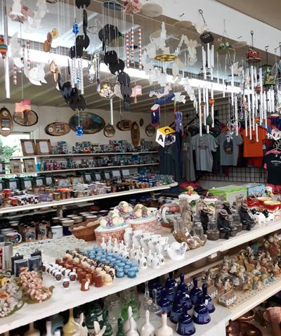 Tuckaleechee Caverns Gift Shop