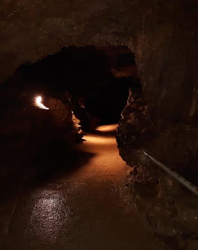 Tuckaleechee Caverns Tour