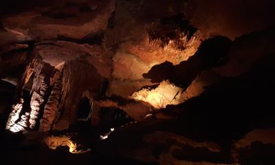 Bear Den Inside Tuckaleechee Caverns
