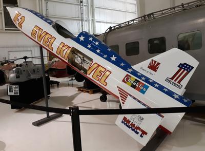 Evel Knievel Rocket