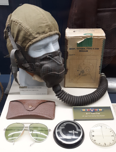 Pilot's Flight Mask & Gear