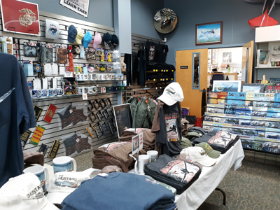 Tennessee Museum of Aviation Gift Shop