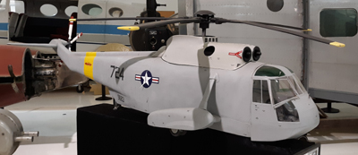 Helicopter Movie Prop
