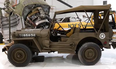 Jeep Like Vehicle