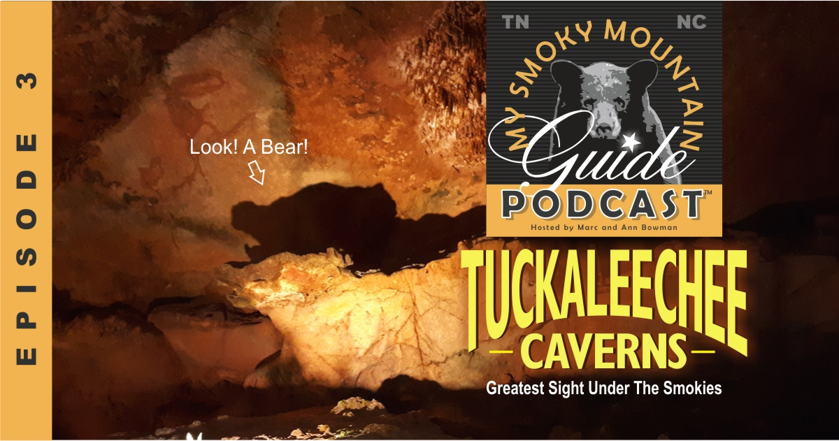 Episode 3: Tuckaleechee Caverns | Townsend Tennessee