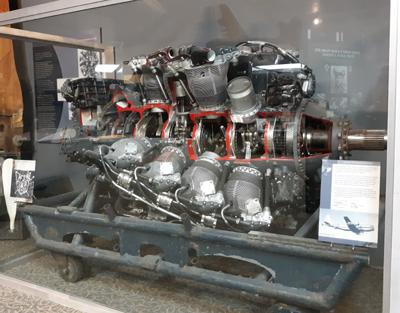 Wasp Major R4360 Engine