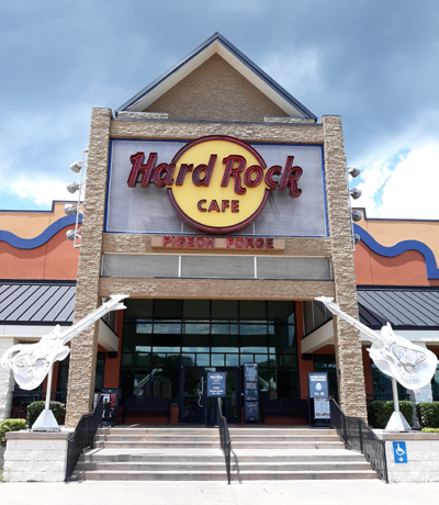 Hard Rock Café Pigeon Forge, Tennessee