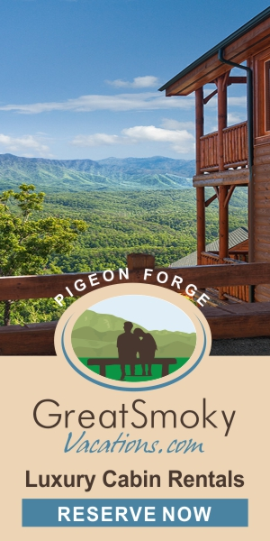 Reserve a Luxury Cabin in Pigeon Forge, Tennessee Now!