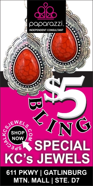 Shop for Paparazzi Jewelry in Gatlinburg, Tennessee