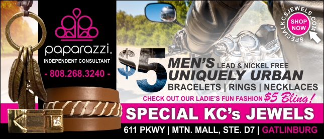 Shop for Paparazzi Jewelry in Gatlinburg, Tennessee Now!